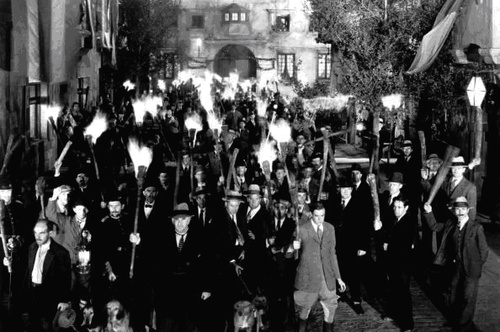 frankenstein-mob
