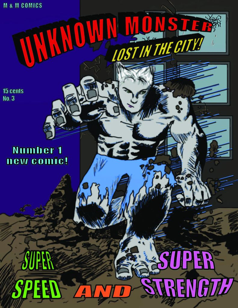 comic book cover